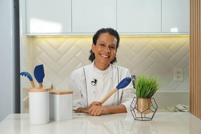 A personal chef Aline Simas