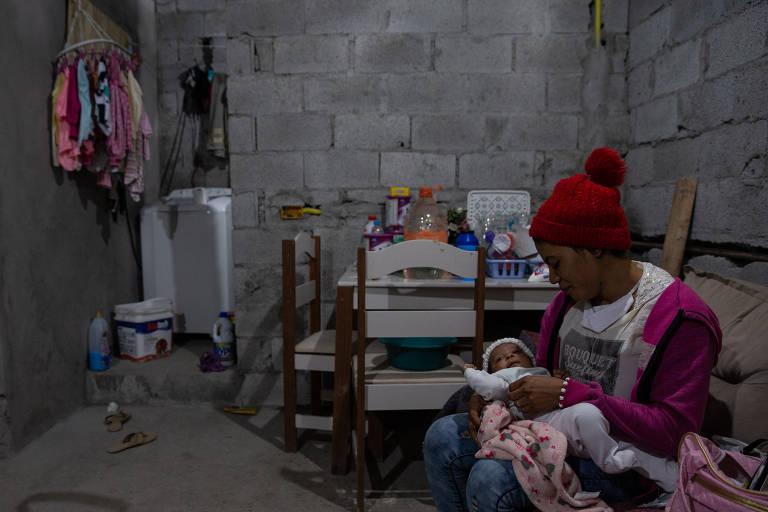 Moradores de terreno invadido no Ipiranga vivem sob ameaça de despejo