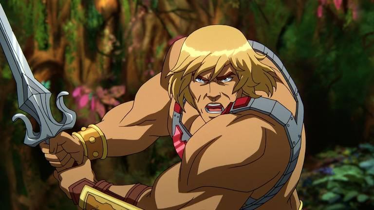 Série 'Mestres do Universo' causa polêmica por não mostrar He-Man o tempo  todo - 26/07/2021 - Cinema e Séries - F5