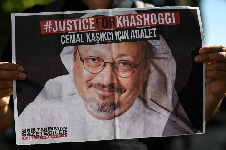 Agentes sauditas que mataram Khashoggi receberam treinamento nos EUA
