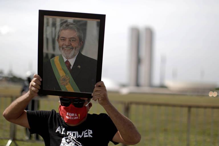 Vitórias de Lula na Justiça reabrem disputa narrativa com Moro para 2022