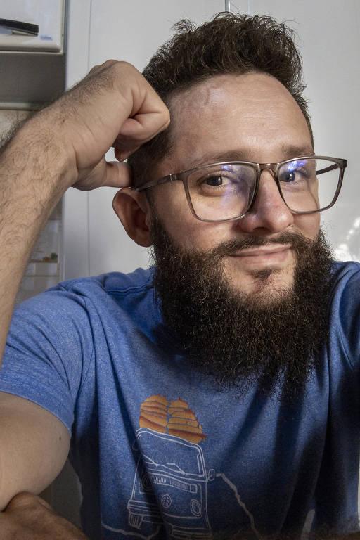 Edelson Ribeiro o Sobrevivente no quadro de humor em Mestre do Sabor