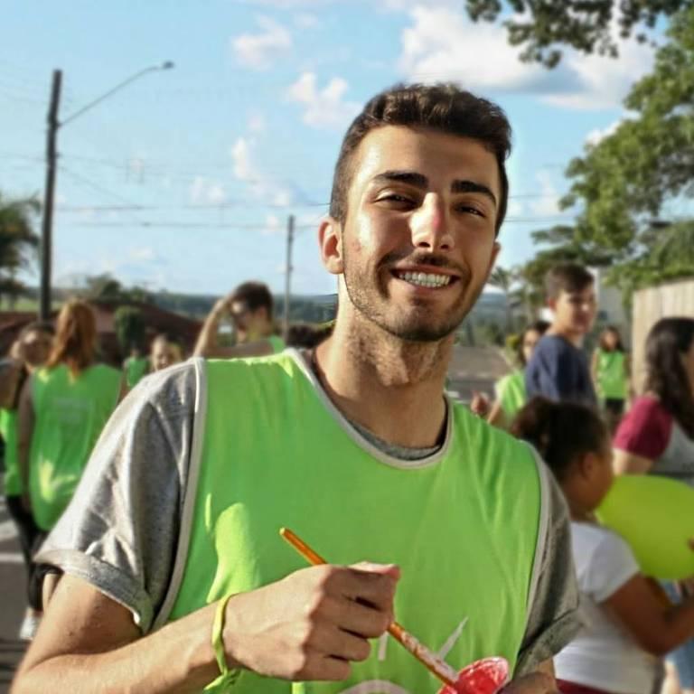 Rodrigo Gonçalves Queijo, 20, estudante de farmácia
