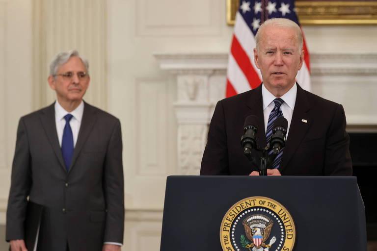 Com crimes em alta nos EUA, Biden reforça regulação de armas e defende mais recursos para polícia