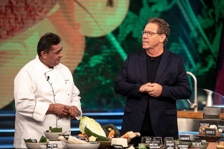 Claude Troisgros e Batista