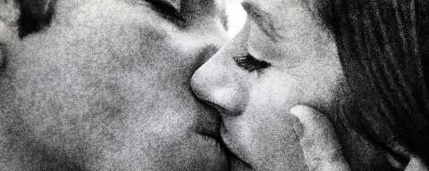 Jean-Louis Trintignant e Anouk Aimée em cena do filme