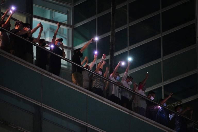 Temor após fechamento do Apple Daily se estende a outros jornalistas chineses