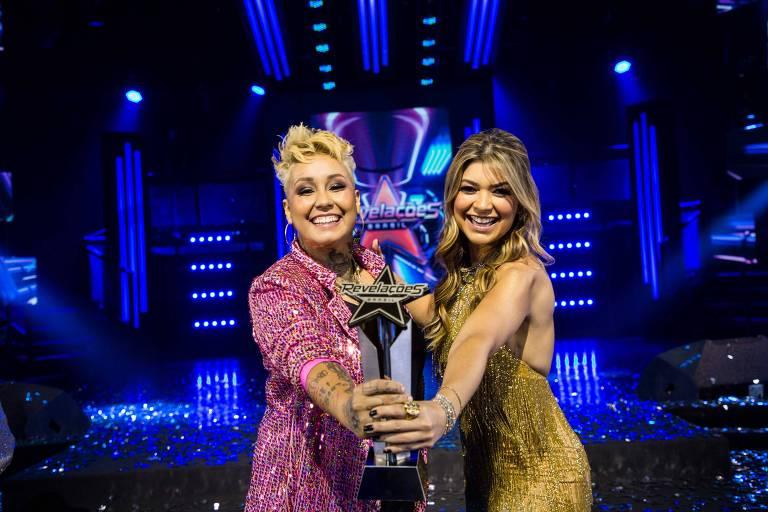 Carioca Teka Balluthy vence o Revelações Brasil  da TV Aparecida