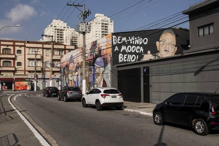 Veja imagens da Mooca, que vê ímpeto moderninho frear na pandemia