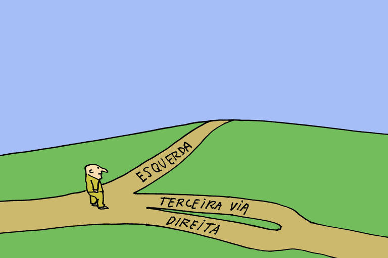 Recorte da tira do cartunista André Dahmer para a Ilustrada de 24.jun.2021