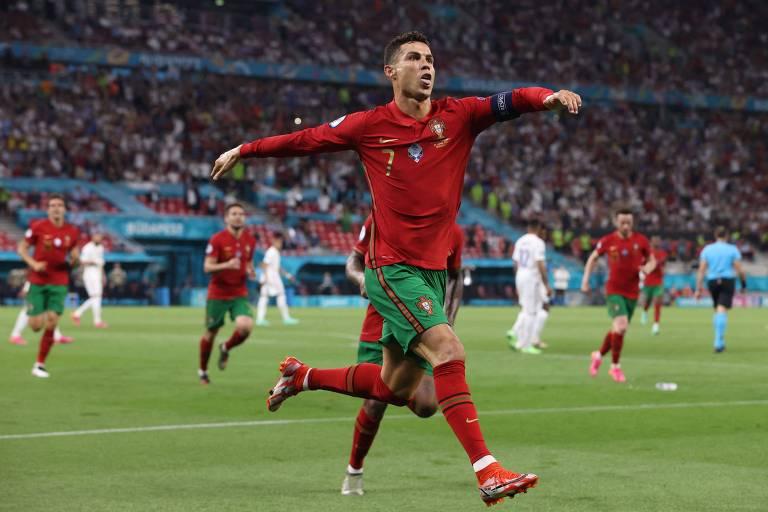 Cristiano Ronaldo é o maior jogador europeu de todos os tempos
