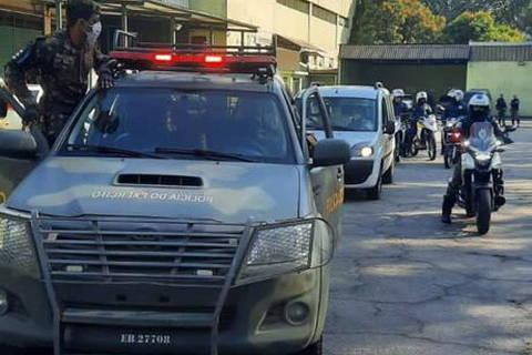 Em operação contra o relógio, cidade de SP pede ajuda ao Exército para distribuir vacinas
