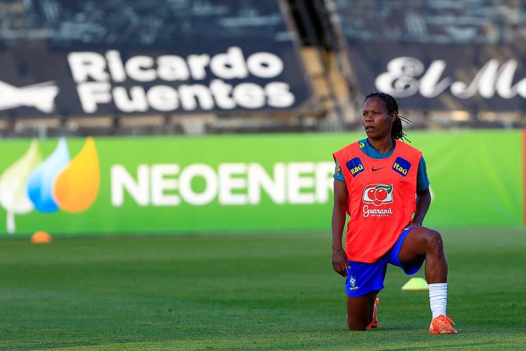 Formiga e Marta lideram maior delegação de jogadoras nordestinas em uma Olimpíada