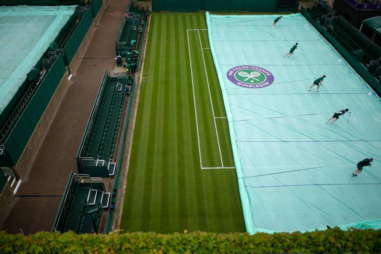 Wimbledon começa nesta segunda; veja as principais histórias para acompanhar