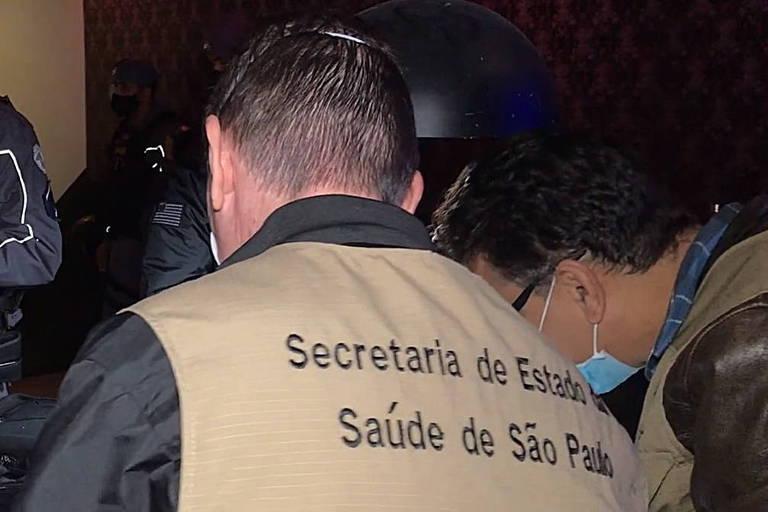 Festa clandestina com quase 350 pessoas é flagrada na zona oeste de São Paulo