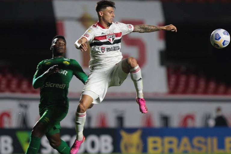 Pressionados, São Paulo e Palmeiras buscam reação no Campeonato Brasileiro