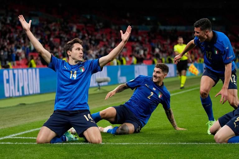 Itália se classifica na Euro e aumenta invencibilidade para 31 jogos