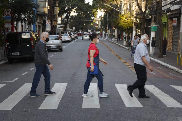 Rua Três Rios, no centro de SP, é considerada uma das vias mais bacanas do mundo