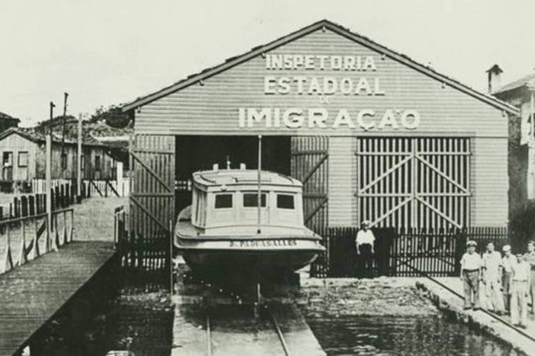 Portos contavam com serviços de quarentena e inspeção de profissionais de saúde