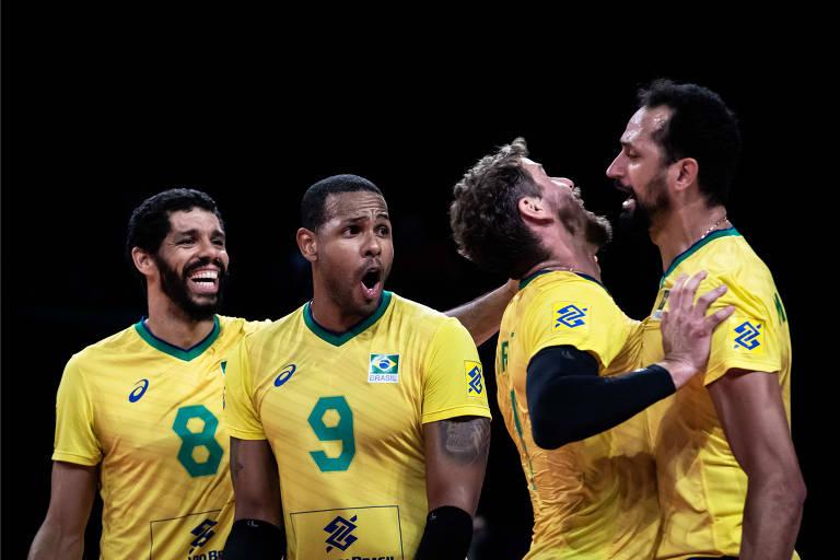 Renan Dal Zotto anuncia seleção masculina de vôlei que vai a Tóquio