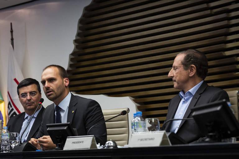Candidato a presidente de entidade industrial responde adversário que o acusa de fugir do debate