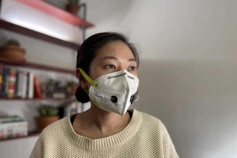 Máscara permite fazer teste preciso de Covid-19 em 90 minutos