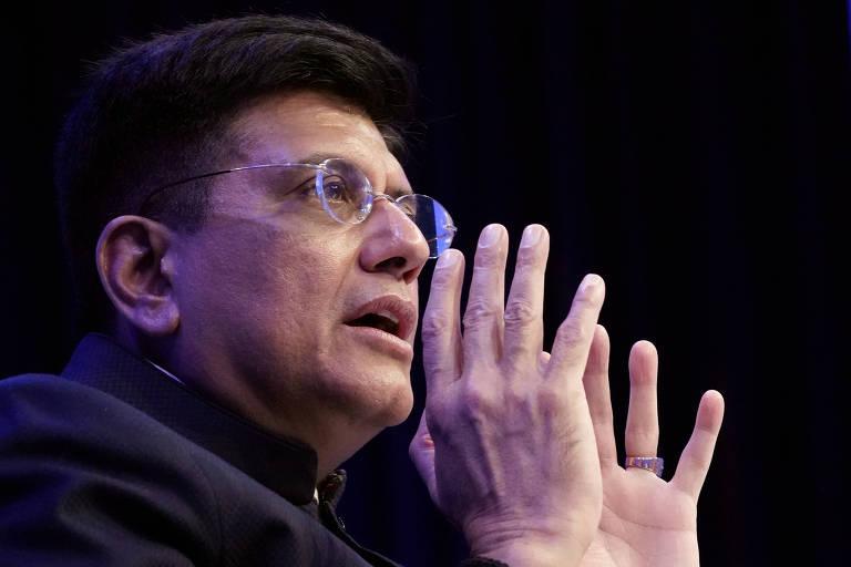 Empresas de ecommerce arrogantes dos EUA desrespeitam leis da Índia, diz ministro