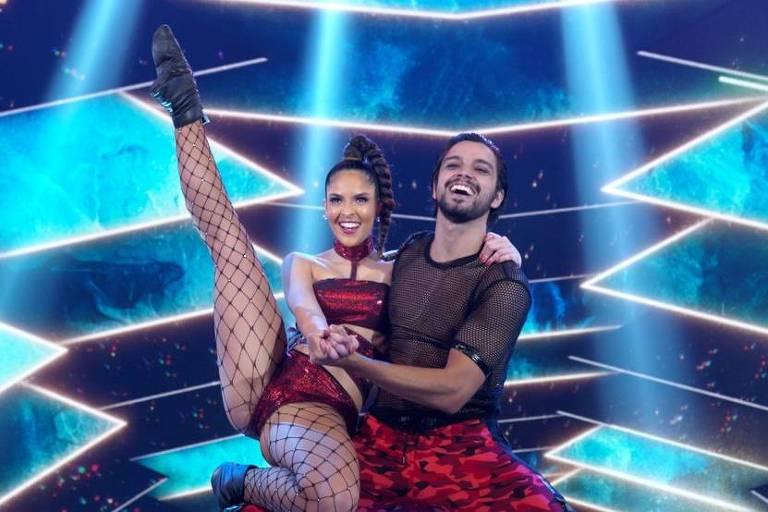 Super Dança dos Famosos: Rodrigo Simas e Robson Caetano voltam da repescagem