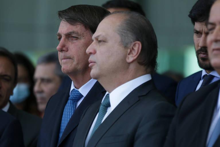 Bolsonaro e Barros: 'A política como ela é'