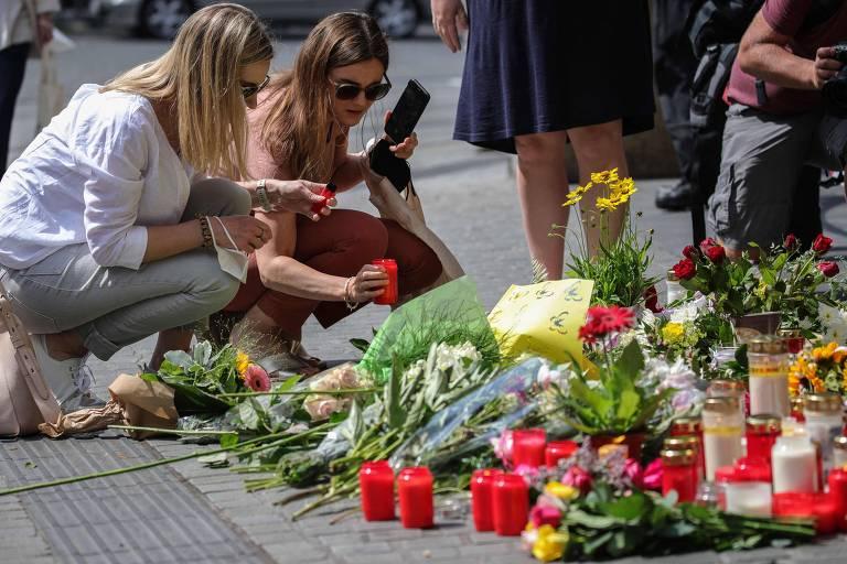 Brasileira é morta ao salvar filha de ataque na Alemanha