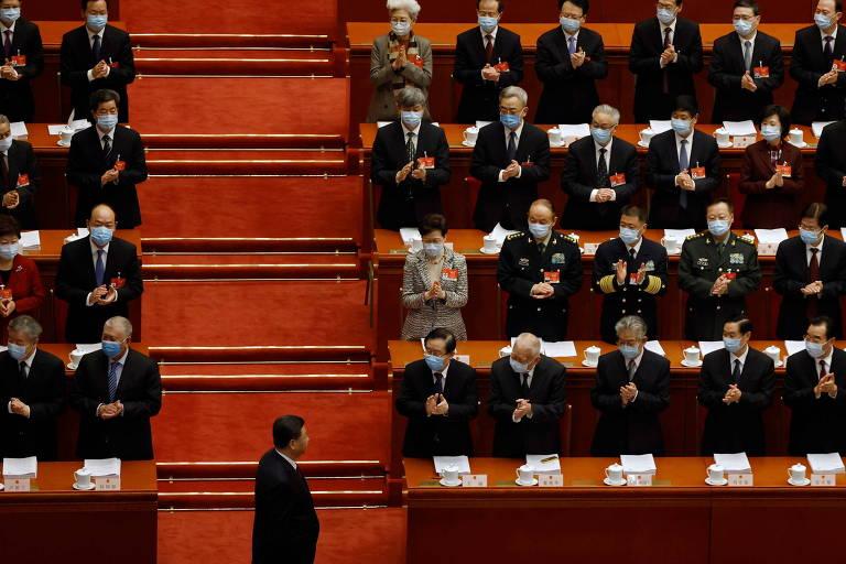 No centenário do Partido Comunista, repressão em Hong Kong é aviso da tolerância zero na China de Xi