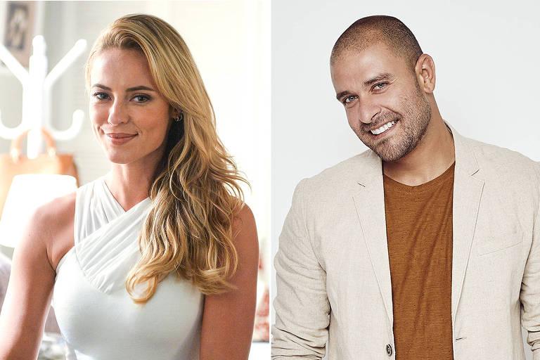 Paolla Oliveira nega namoro com Diogo Nogueira após 'flagra' juntos