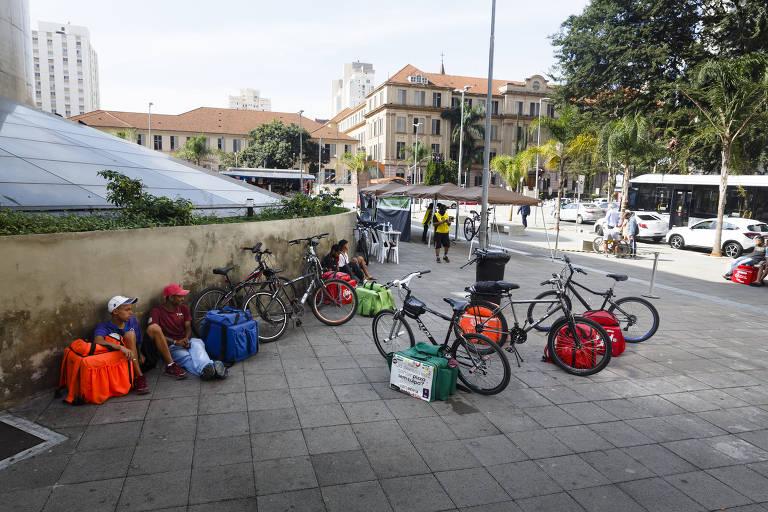 Manutenção gratuita de bicicletas