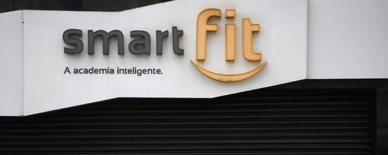 Unidade da Smart Fit em São Paulo
