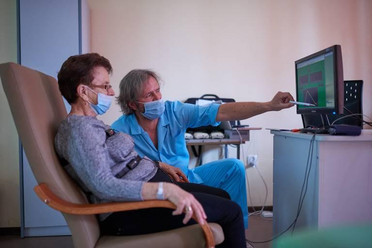 Programas de reabilitação ajudam pacientes que tiveram Covid-19