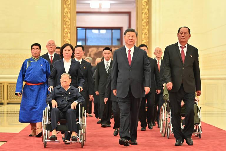 Festa dos 100 anos do Partido Comunista Chinês vai de parque temático a turismo vermelho