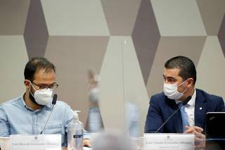 Brazil whistleblower testifies to Senate about Bharat vaccine deal