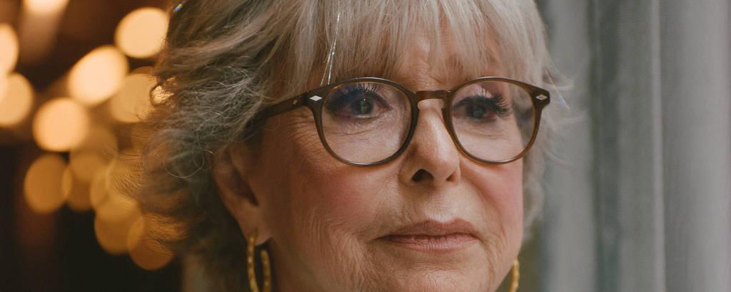 Rita Moreno em Nova York