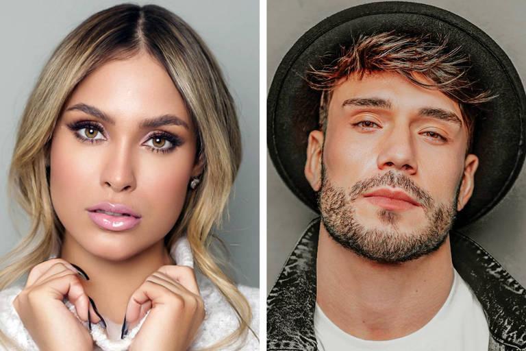 Felipe Prior diz que Sarah Andrade e Lucas Viana estão namorando