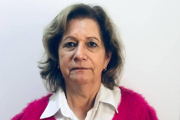 Maria D'Aparecida Moura Silva