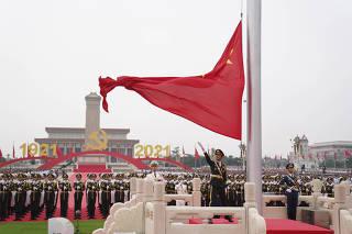 CHINA-BEIJING-CPC CENTENARY-GRAND GATHERING (CN)