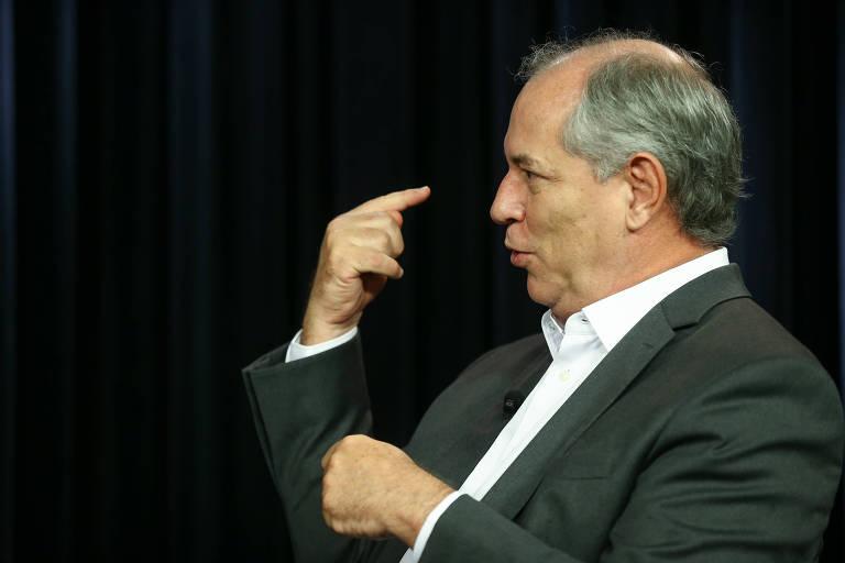 Ciro Gomes diz que crise de Bolsonaro está virando tragédia shakesperiana para Lula