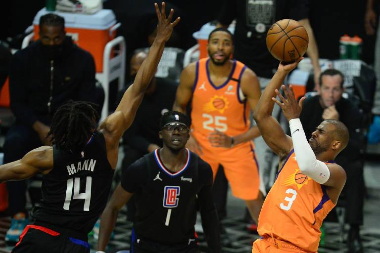 Chris Paul supera traumas e chega à decisão da NBA em sua 16ª tentativa