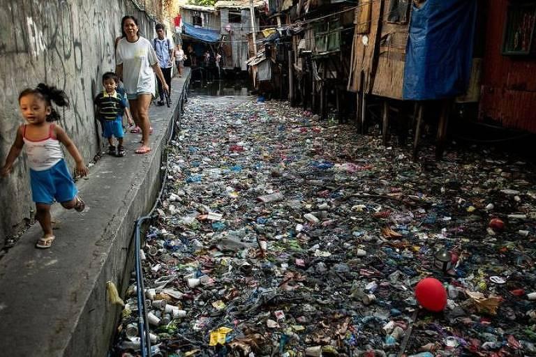 Em meio ao lixo que jogamos fora, algumas espécies estão evoluindo para prosperar nos ambientes poluídos que estamos criando