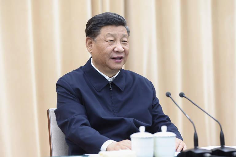 Veja figurinos dos líderes chineses do Partido Comunista