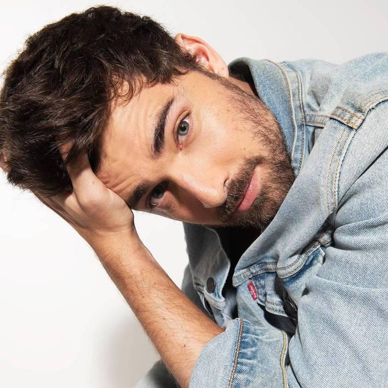 Imagens do ator Miguel Coelho