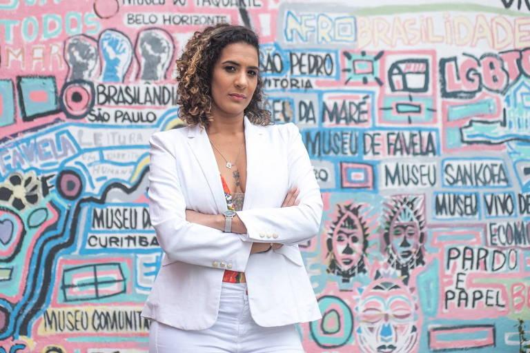 Irmã critica banalização da imagem de Marielle Franco e contagem de dias da morte