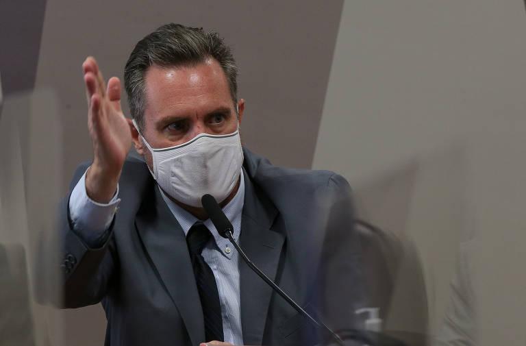 'Parece briga de grupos criminosos', diz Renan Calheiros sobre denúncia de propina na Saúde