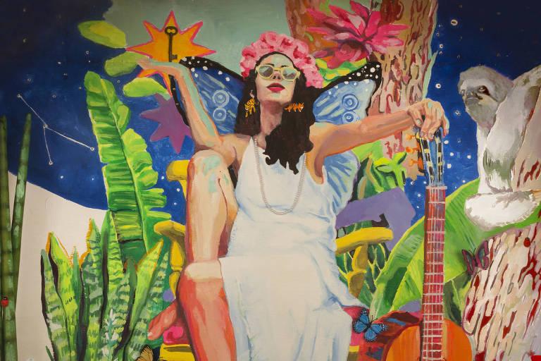 Marisa Monte busca otimismo com 'Portas', primeiro disco depois de jejum de uma década