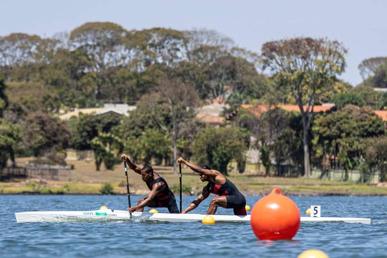 Novo parceiro de Isaquias para Tóquio, Jacky mantém tradição baiana na canoagem